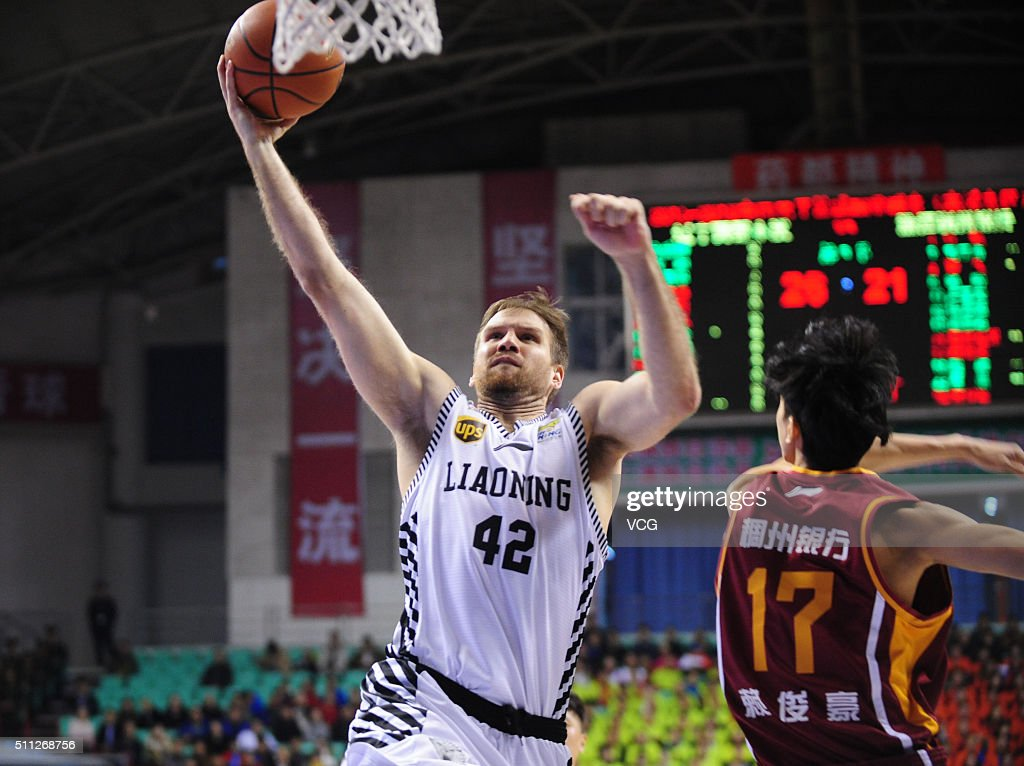 Liaoning Flying Leopards v Zhejiang Golden Bulls - CBA 15/16 Play-off Quarter-final