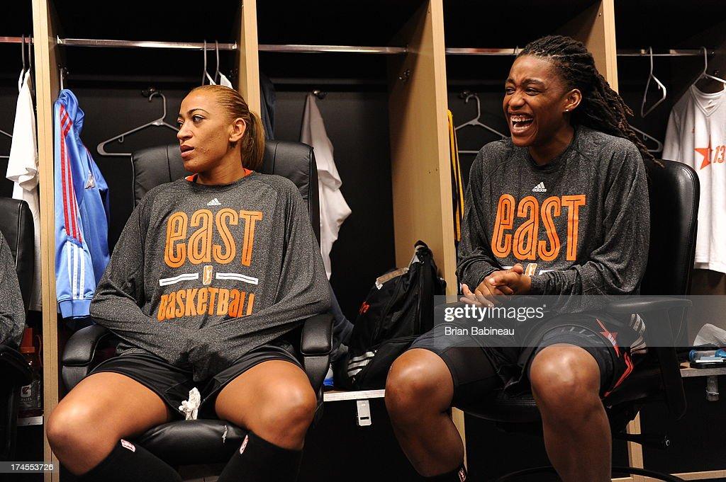 2013 Boost Mobile WNBA All-Star Game