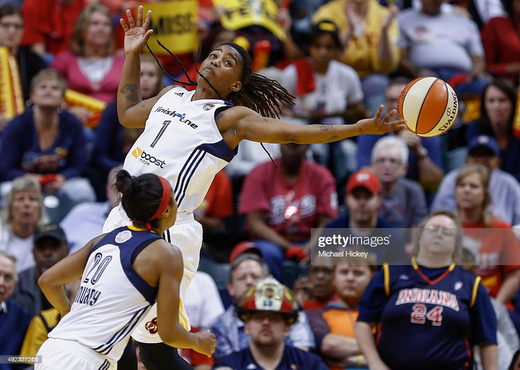 2015 WNBA Finals - Game Four