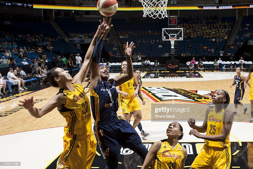 Indiana Fever v Tulsa Shock