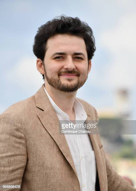 Shawky attends the photocall for 'Yomeddine' during the 71st annual Cannes Film Festival at Palais des Festivals on May 10 2018 in Cannes France