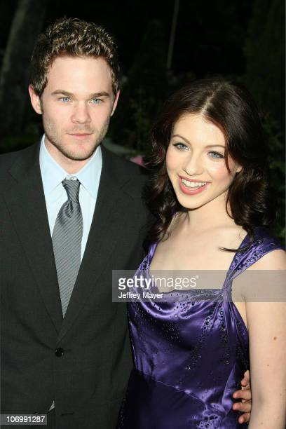 Shawn Ashmore and Michelle Trachtenberg during Chrysalis's 5th Annual Butterfly Ball Arrivals at Italian villa of Carla and Fred Sands in Bel Air...