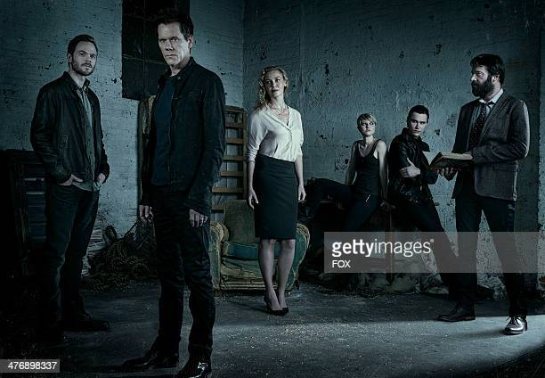 Shawn Ashmore Kevin Bacon Connie Nielsen Valorie Curry Sam Underwood and James Purefoy THE FOLLOWING returns with a special preview Sunday Jan 19...