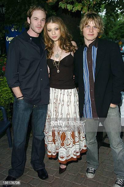 Shawn Ashmore Michelle Trachtenberg and Brady Corbet