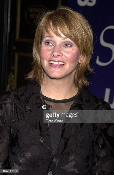Shawn Colvin during 'Serendipity' New York City Premiere at Ziegfeld Theater in New York City New York United States