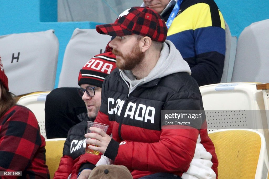 Curling - Winter Olympics Day 12 : News Photo