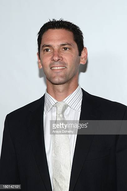 Shawn Green arrives at the 12th Annual Harold Pump Foundation Gala at the Hyatt Regency Century Plaza on August 10, 2012 in Century City, California.
