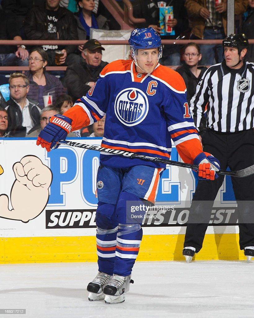 Minnesota Wild v Edmonton Oilers : News Photo