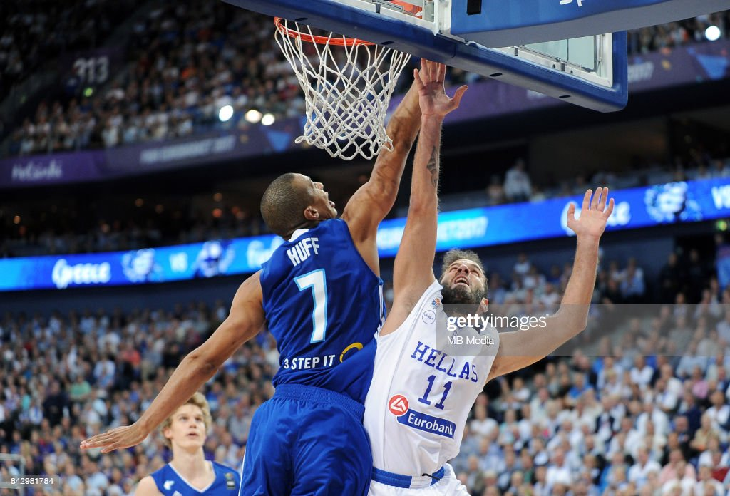 Greece v Finland - FIBA Eurobasket 2017: Group A : News Photo