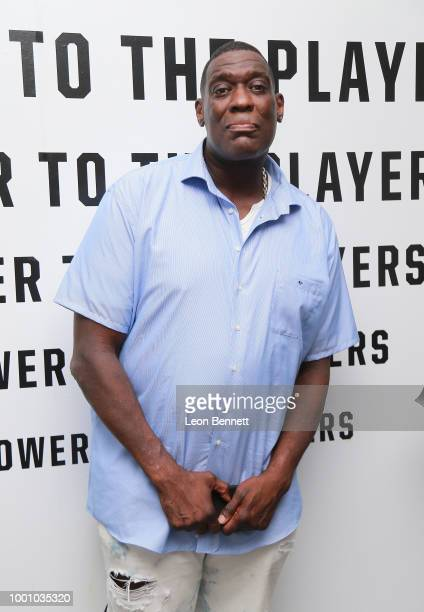 Shawn Kemp attends Players' Night Out 2018 hosted by The Players' Tribune on July 17 2018 in Studio City California