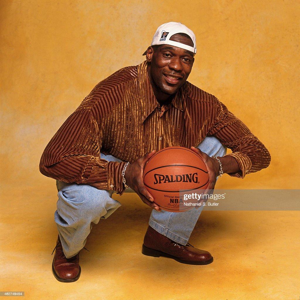1998 NBA All-Star Weekend Portraits : News Photo