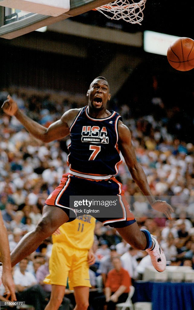 Shawn Kemp... : News Photo