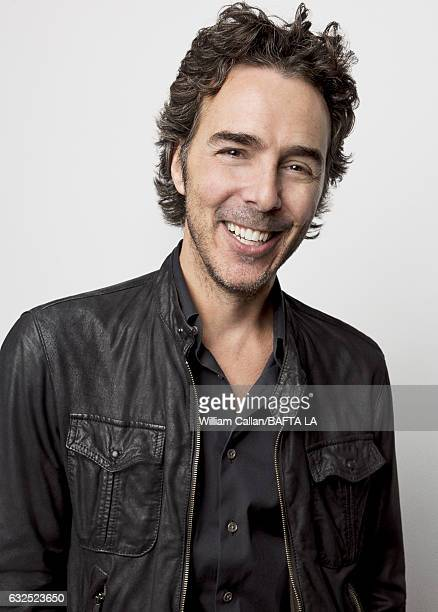 Shawn Levy poses for a portraits at the BAFTA Tea Party at Four Seasons Hotel Los Angeles at Beverly Hills on January 7 2017 in Los Angeles California