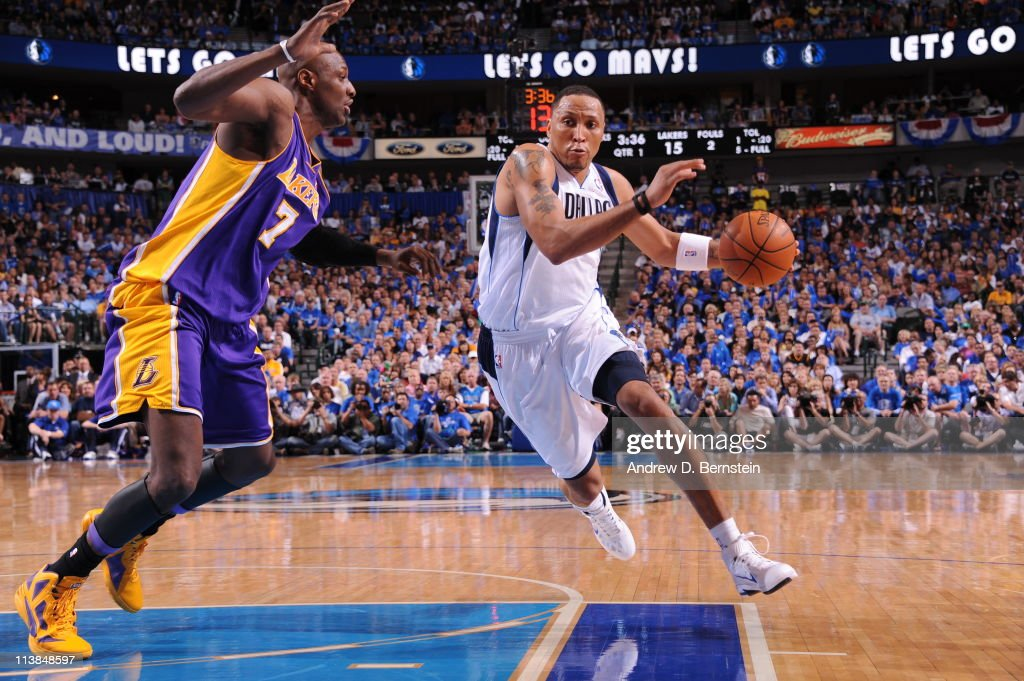 Los Angeles Lakers v Dallas Mavericks - Game Four