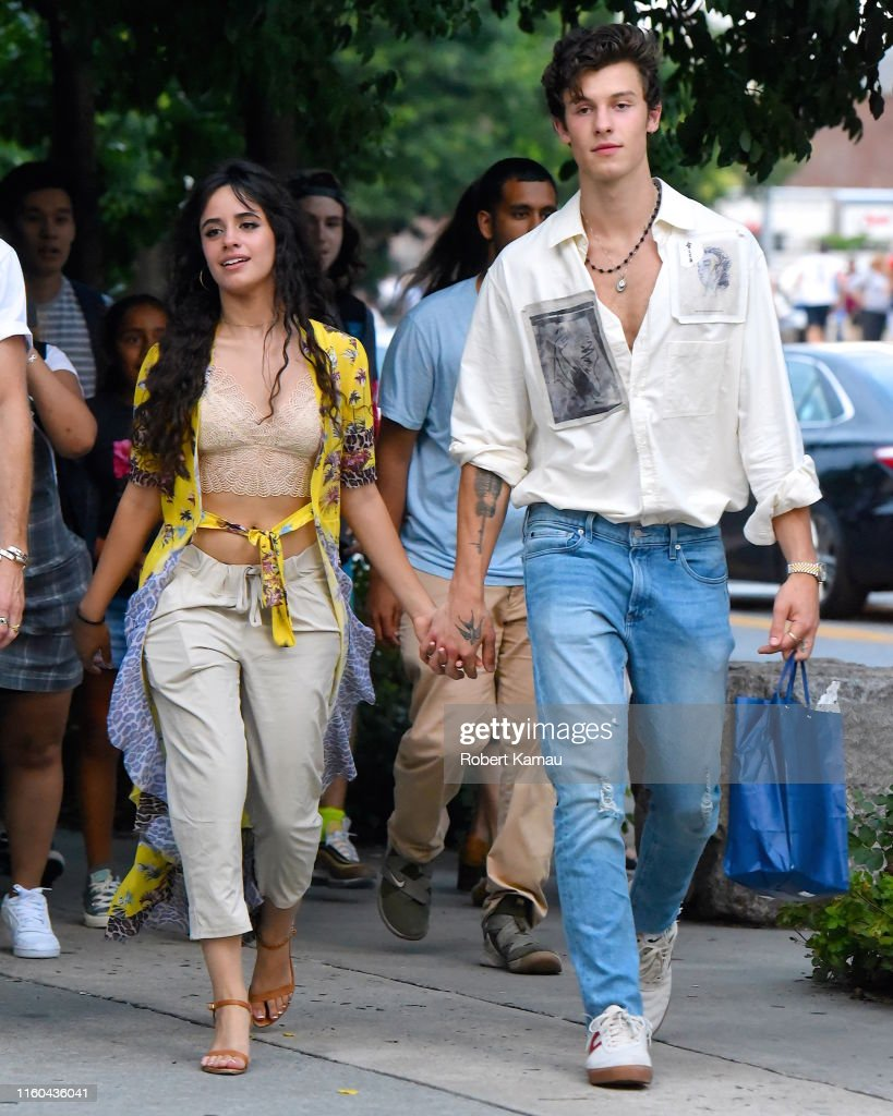 Celebrity Sightings in New York City - August 8, 2019 : News Photo