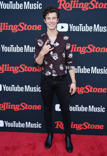 Shawn Mendes Musician Photos Pictures Of Shawn Mendes