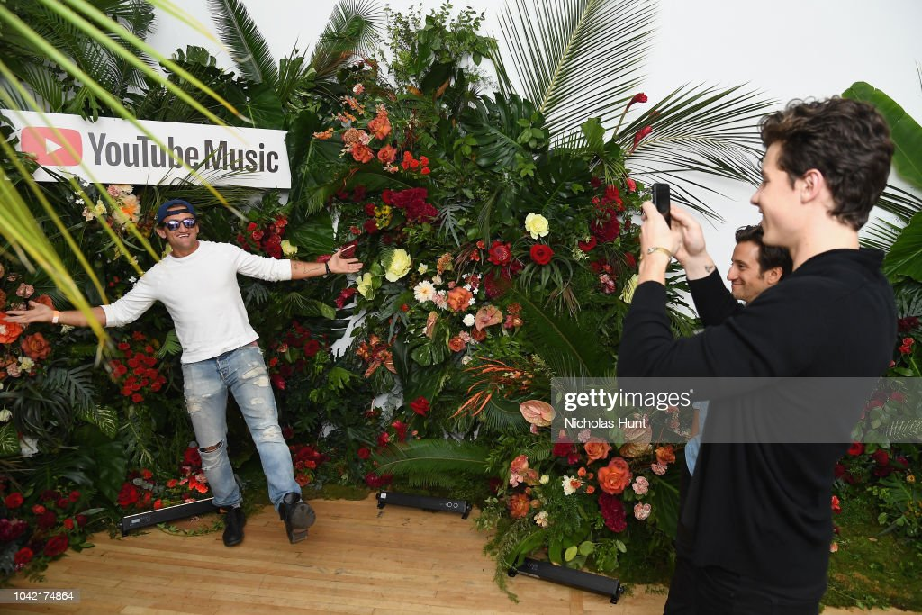 """Special Screening Presented By YouTube Music Of """"Shawn Mendes"""" YouTube Artist Spotlight Story : News Photo"""
