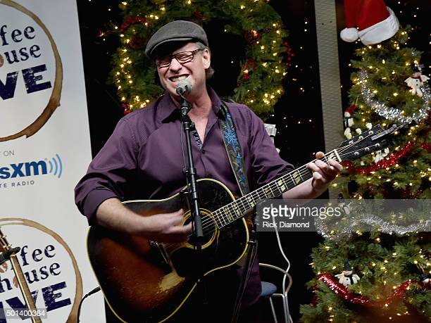 shawn mullins performs during let it snow siriusxm acoustic christmas with jewel and shawn - Christmas Music On Sirius Xm