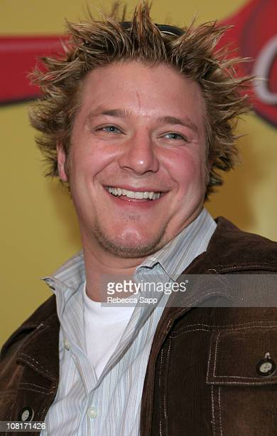 Shawn Nelson at General Mills during General Mills at the 2005 Silver Spoon PreGolden Globe Hollywood Buffet at Private Event in West Hollywood CA...