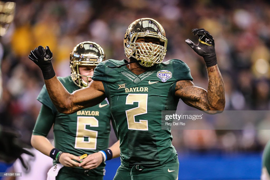 Baylor v Michigan State : News Photo