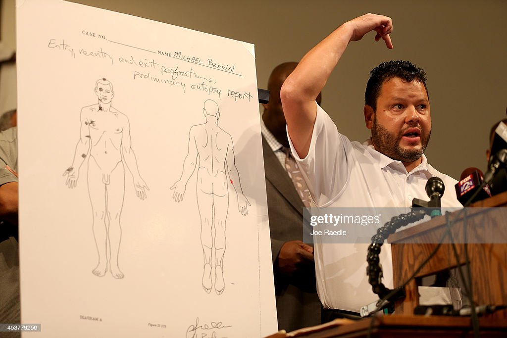 Shawn Parcells, a forensic pathologist who assisted in the