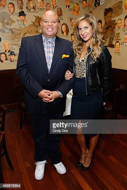 Shawn Pecas Costner attends Jerry Seinfeld hosts lunch to support the Baby Buggy Fatherhood Initiative sponsored by Acura Gucci and Johnson Johnson...
