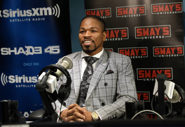 Shawn Porter at SiriusXM Studios on September 16, 2019 in New York City.
