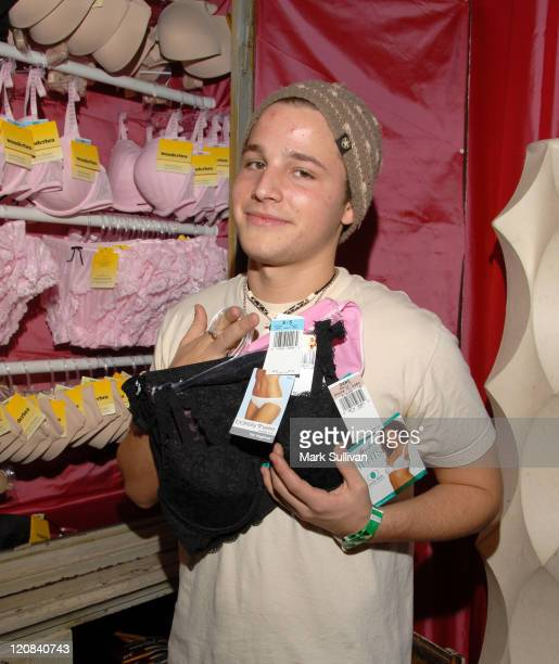 Shawn Pyfrom during Wonderbra at the Silver Spoon Beauty Buffet Day Two in Beverly Hills California United States