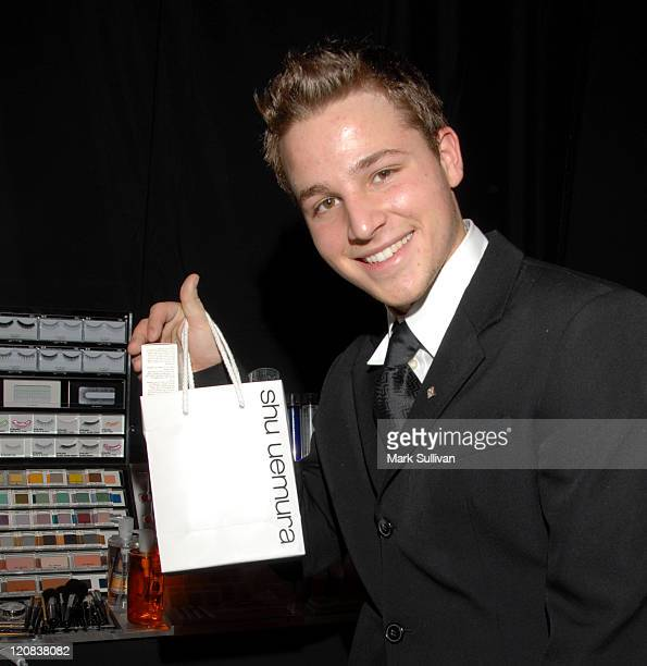 Shawn Pyfrom in Backstage Creations Talent Retreat