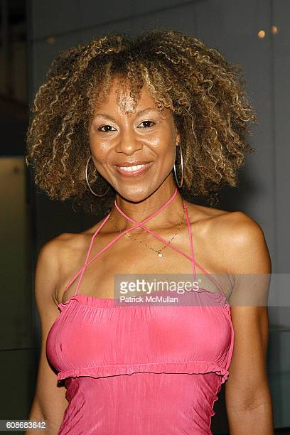 Shawn Richardz attends Harry Morton's Pink Taco Restaurant Celebrates the Opening of New Los Angeles Outpost at Pink Taco on June 28 2007 in Century...
