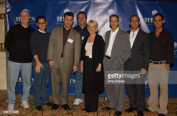 Shawn Ryan 'The Shield' JJ Abrams 'Alias' Jimmy Kimmel moderator Linwood Boomer 'Malcolm in the Middle' Barbara Hall 'Joan of Arcadia' David Kohan...