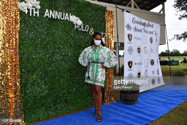 Shawn Yancy, award winning broadcaster, formerly of FOX 5, is seen at Grandiosity Events 4th annual Polo & Jazz celebrity charity benefit hosted by...