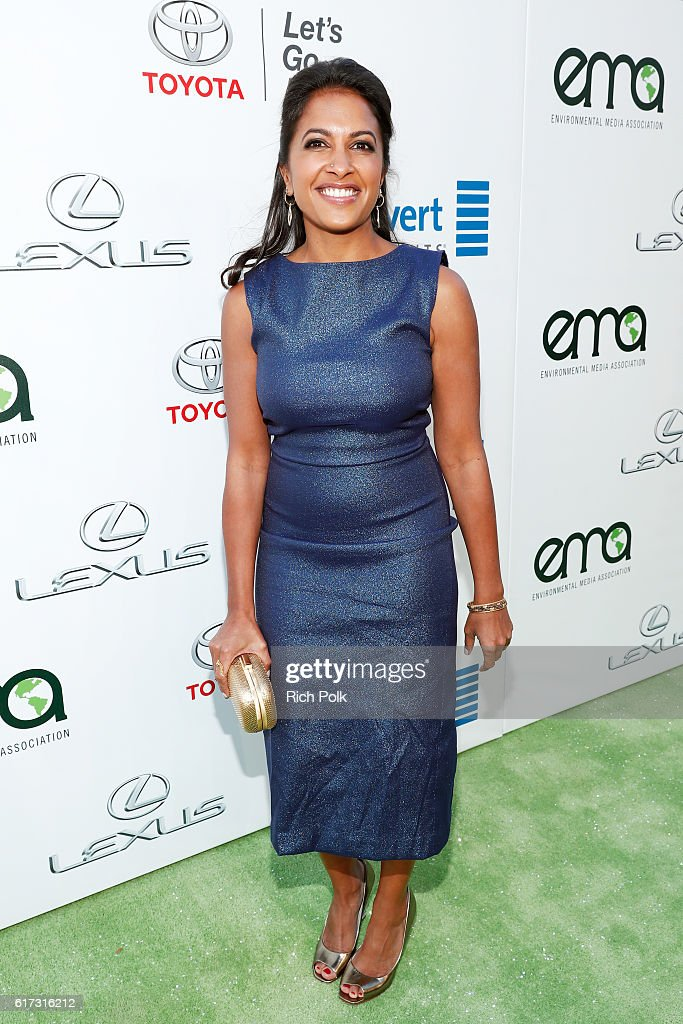 Shawna Lee attends the Environmental Media Association 26th Annual EMA Awards Presented By Toyota, Lexus And Calvert at Warner Bros. Studios on October 22, 2016 in Burbank, California.