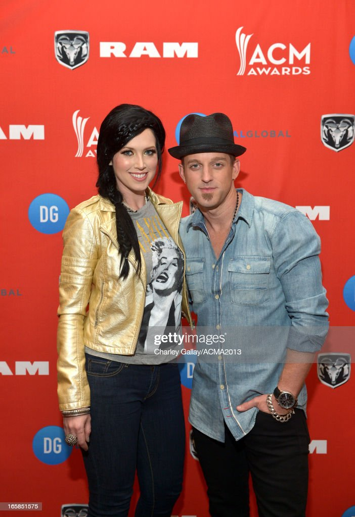 48th Annual Academy Of Country Music Awards - Dial Global Remotes - Day 2 : News Photo