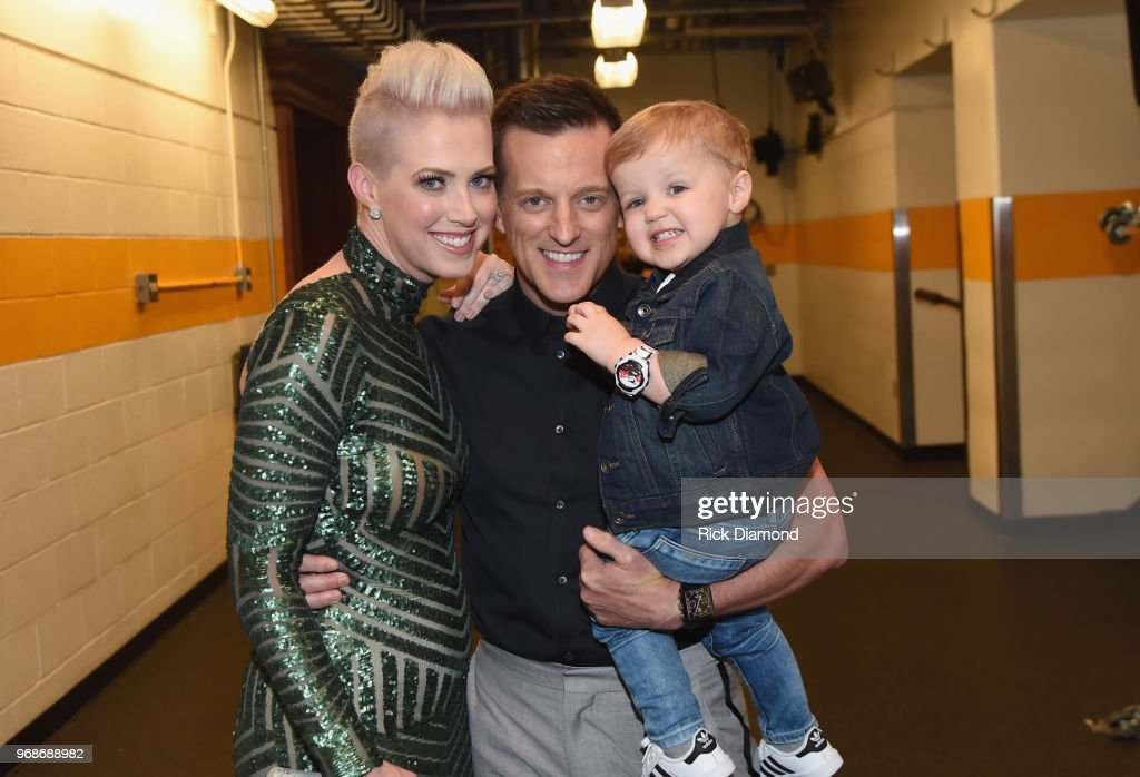 2018 CMT Music Awards - Backstage & Audience : News Photo
