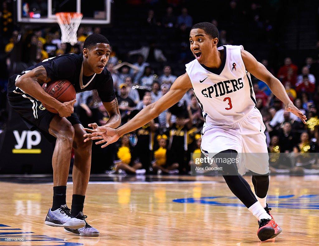 Atlantic 10 Basketball Tournament - Quarterfinal