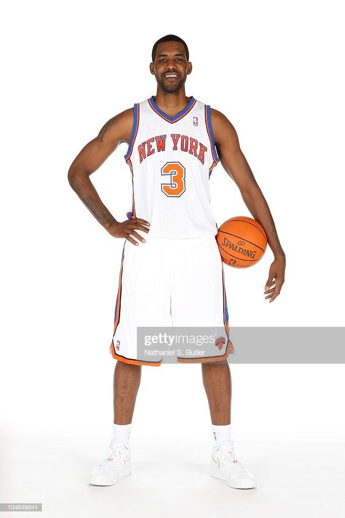 New York Knicks Media Day Portraits : News Photo