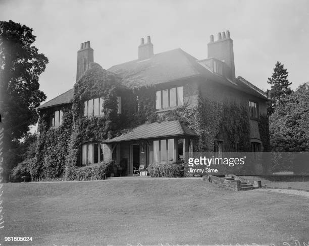 Shaw's Corner the home of Irish playwright George Bernard Shaw in Ayot St Lawrence Hertfordshire 23rd July 1946