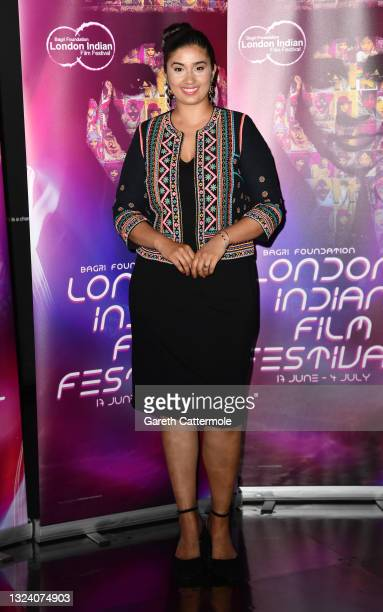 """Shay Grewal attends """"WOMB """" Screening and Opening Gala during London Indian Film Festival 2021 at BFI Southbank on June 17, 2021 in London, England."""