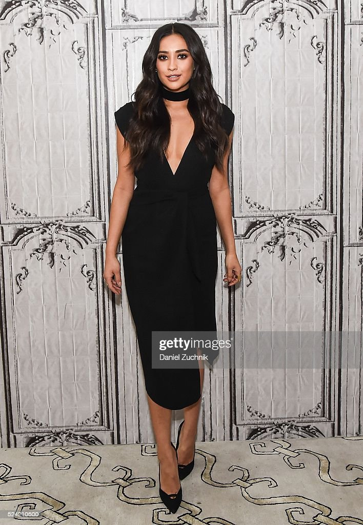 "AOL Build Speaker Series - Shay Mitchell, ""Mother's Day"""