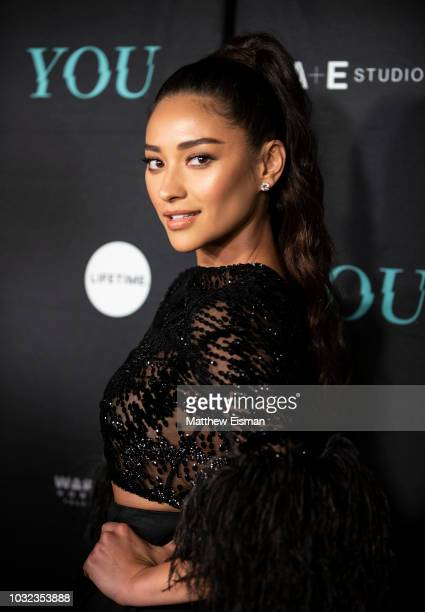 Shay Mitchell attends You New York series premiere on September 6 2018 in New York City
