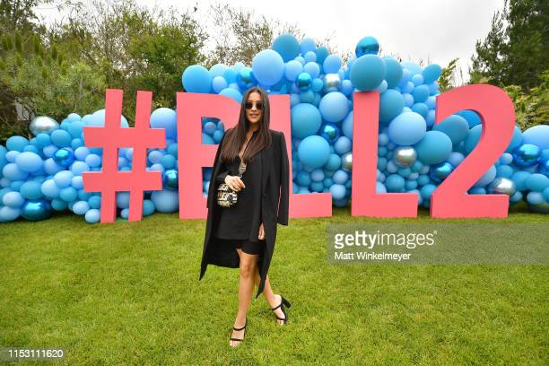Shay Mitchell celebrates HBO's Big Little Lies Season 2 at Amabella's birthday party on June 01 2019 in Los Angeles California