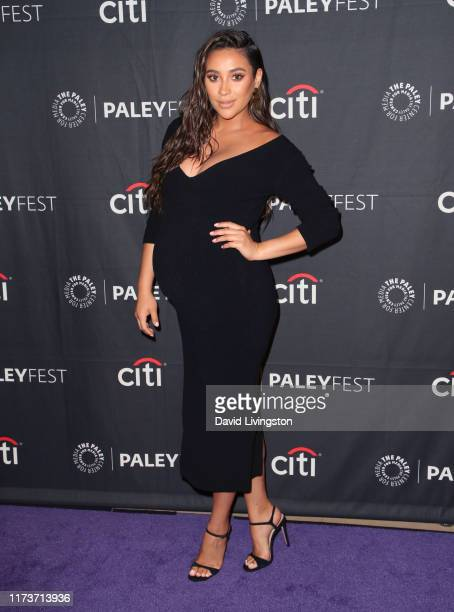 Shay Mitchell of 'Dollface attends The Paley Center for Media's 2019 PaleyFest Fall TV Previews Hulu at The Paley Center for Media on September 10...