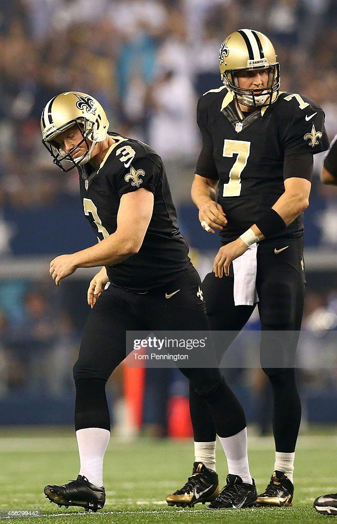 New Orleans Saints v Dallas Cowboys