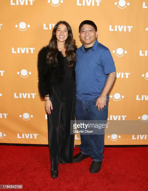 Shayne Takahashi attends Trip 'R' Treat with LIVIT LA's Largest Live Streaming Competition on October 30 2019 in Hollywood California
