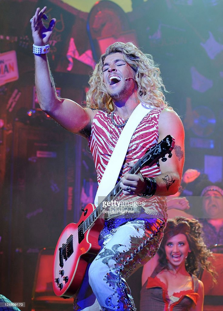 Rock Of Ages The Musical - Photocall
