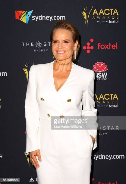 Shaynna Blaze attends the 7th AACTA Awards Presented by Foxtel | Industry Luncheon at The Star on December 4 2017 in Sydney Australia