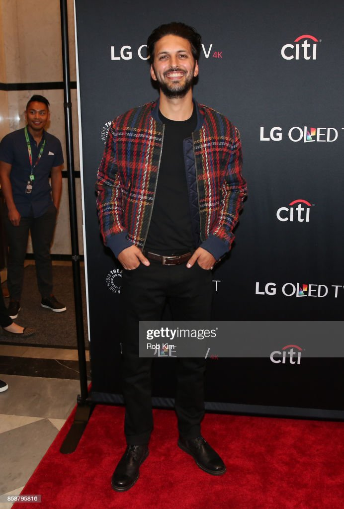 Shazad Latif attends 'Star Trek: Discovery' at The Paley Center for Media on October 7, 2017 in New York City.