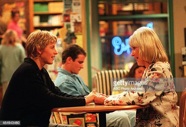 ELLEN 'She Ain't Friendly She's My Mother' Airdate November 8 1995 HIRSON