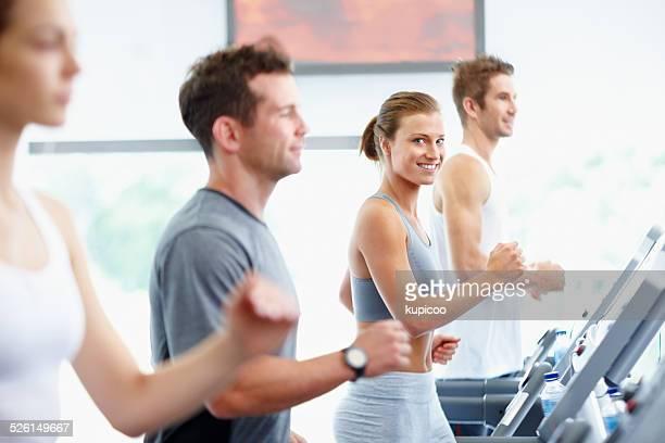 Disfruta de una buena rutina de ejercicios